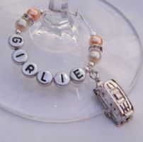 Caravan Wine Glass Charms